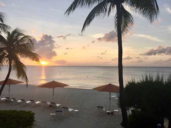 Sunset Seven Mile Beach Cayman
